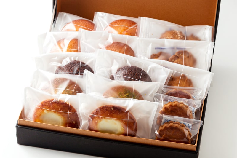 フィナンシェ&クッキー セット(大)
